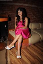 Poonam Rajput at Milta Hai Chance by Chance music launch in Marimba Lounge on 15th July 2011 (5).JPG
