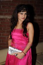 Poonam Rajput at Milta Hai Chance by Chance music launch in Marimba Lounge on 15th July 2011 (6).JPG