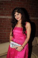 Poonam Rajput at Milta Hai Chance by Chance music launch in Marimba Lounge on 15th July 2011 (7).JPG