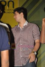 Sunny Deol_s son Karan, aka Rocky Deol snapped in Pixion on 15th July 2011 (2).JPG