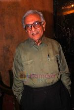 Ameen Sayani at 3rd Iceplex AD Film Awards press meet in Worli, Mumbai on 16th July 2011 (19).JPG