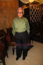 Ameen Sayani at 3rd Iceplex AD Film Awards press meet in Worli, Mumbai on 16th July 2011 (20).JPG