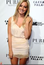 Ashley Tisdale 26th Birthday Celebration at Pure Nightclub in Las Vegas on July 15, 2011 (4).jpg