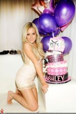 Ashley Tisdale 26th Birthday Celebration at Pure Nightclub in Las Vegas on July 15, 2011 (5).jpg