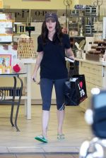 Megan Fox Snapped while Shopping at the Planet Beauty, Los Angeles on 15 July 2011 (2).jpg