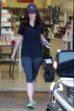 Megan Fox Snapped while Shopping at the Planet Beauty, Los Angeles on 15 July 2011 (4).jpg