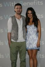 Mila Kunis, Justin Timberlake for Friends with Benefits photocall at the Cancun Film Festival  on 14th July 2011 (4).JPG