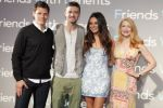 Mila Kunis, Justin Timberlake, Patricia Clarkson, Will Gluck for Friends with Benefits photocall at the Cancun Film Festival  on 14th July 2011 (5).JPG