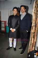 Anil Kapoor, Vir Das at Vir Das show in St Andrews on 17th July 2011 (4).JPG