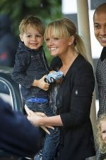 Emma Bunton at Cars 2 UK Premiere Pre-Party Celebration - Arrivals in Whitehall Gardens on July 17th 2011.jpg