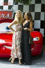 Francesca Hull and Gabriella Ellisattends at Cars 2 UK Premiere Pre-Party Celebration - Arrivals in Whitehall Gardens on July 17th 2011.jpg