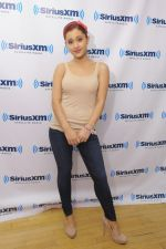 Ariana Grande at the SiriusXM Studios in New York on July 18, 2011 (8).jpg