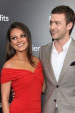 Justin Timberlake and Mila Kunis attend the Friends With Benefits New York Premiere at the Ziegfeld Theater, New York, NY  United States on 18th July 2011 (7).jpg