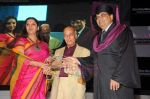 Khayyam, Shabana Azmi, Subhash Ghai at Whistling Woods 4th convocation ceremony in St Andrews on 18th July 2011 (31).JPG