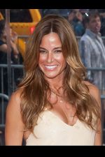 Kelly Bensimon at the New York premiere of the movie Crazy, Stupid, Love at the Ziegfeld Theatre on 19th July 2011.jpg