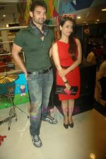 Mahakshay Chakraborty, Tia Bajpai at DVD launch of Haunted - 3D in Planet M on 19th July 2011 (48).JPG