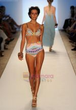 A model walks the runway at the Mara Hoffman Swim show during Mercedes-Benz Fashion Week Swim 2012 at The Raleigh on July 16, 2011 in Miami Beach, Florida (4).JPG
