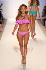 A model walks the runway at the Nicolita show during Merecedes-Benz Fashion Week Swim 2012 on July 18, 2011 in Miami Beach, United States (1).JPG