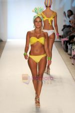 A model walks the runway at the Nicolita show during Merecedes-Benz Fashion Week Swim 2012 on July 18, 2011 in Miami Beach, United States (4).JPG