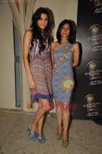 Giselle Monteiro at Blenders Pride fashion tour announcement in Tote, Mumbai on 20th July 2011 (139).JPG