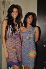 Giselle Monteiro at Blenders Pride fashion tour announcement in Tote, Mumbai on 20th July 2011 (140).JPG