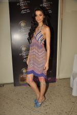 Giselle Monteiro at Blenders Pride fashion tour announcement in Tote, Mumbai on 20th July 2011 (141).JPG