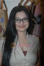 Narseem Mirza at the launch of Designer Pallavi Goenka_s the new festive  collections in Mumbai on 20th July 2011 (28).JPG