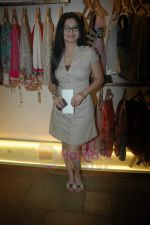 Narseem Mirza at the launch of Designer Pallavi Goenka_s the new festive  collections in Mumbai on 20th July 2011 (29).JPG