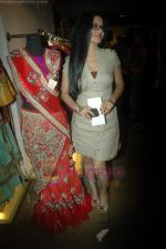 Narseem Mirza at the launch of Designer Pallavi Goenka_s the new festive  collections in Mumbai on 20th July 2011 (30).JPG