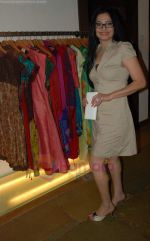 Narseem Mirza at the launch of Designer Pallavi Goenka_s the new festive  collections in Mumbai on 20th July 2011.JPG