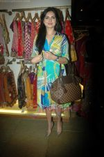 Niharika at the launch of Designer Pallavi Goenka_s the new festive  collections in Mumbai on 20th July 2011 (39).JPG