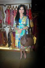 Niharika at the launch of Designer Pallavi Goenka_s the new festive  collections in Mumbai on 20th July 2011 (40).JPG