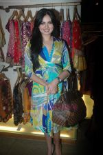 Niharika at the launch of Designer Pallavi Goenka_s the new festive  collections in Mumbai on 20th July 2011 (42).JPG