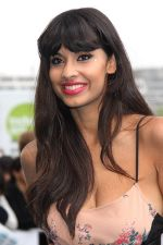 Jameela Jamil attend the UK premiere of the movie Horrible Bosses at BFI Southbank on 20th July 2011 (4).jpg