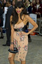 Jameela Jamil attend the UK premiere of the movie Horrible Bosses at BFI Southbank on 20th July 2011 (5).jpg