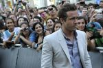 Ryan Reynolds attend the Madrid Premiere of the movie Green Lantern at  Callao Cinema, Callao Square, Madrid, Spain on 21st July 2011 (2).jpg