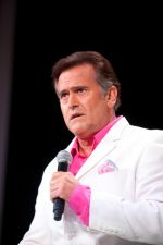 Bruce Campbell attends the 2011 Comic-Con International San Diego - Day 1 - Burn Notice The Fall of Sam Axe Panel on July 21, 2011.jpg