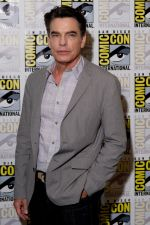 Peter Gallagher attends the 2011 Comic-Con International San Diego - Day 1 - Covert Affairs Photocall on July 21, 2011.jpg