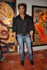 Sahil Khan at the launch of Femina TV Commercial LE Sutra by Kalki Koechlin in Bandra, Mumbai on 22nd July 2011 (40).JPG