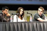 Taylor Lautner, Kristen Stewart, Robert Pattinson poses to promote Breaking Dawn from the Twilight Saga at  the 2011 Comic-Con International Day 1 at the San Diego Convention Center on July 21, 2011 (10).jpg