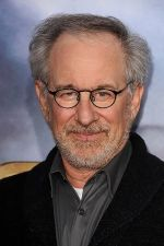 Steven Spielberg arrives at the world premiere of the movie Cowboys and Aliens at San Diego Civic Theatre on July 23, 2011 in San Diego, California.jpg