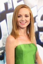 Jayma Mays attends the world premiere of the movie The Smurfs at the Ziegfeld Theatre on 24th July 2011 in New York City, NY, USA (1).jpg