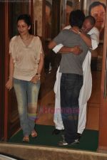 Manyata Dutt, Sanjay Dutt, Shahrukh Khan at Sanjay Dutt_s Party at his house on 24th July 2011 (96).JPG