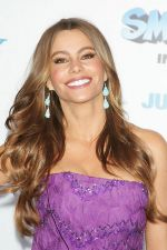 Sofia Vergara attends the world premiere of the movie The Smurfs at the Ziegfeld Theatre on 24th July 2011 in New York City, NY, USA.jpg