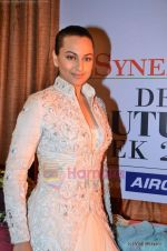 Sonakshi Sinha on day 3 of Synergy 1 Delhi Couture Week 2011 in Taj Palace, Delhi on 24th July 2011 (107).JPG