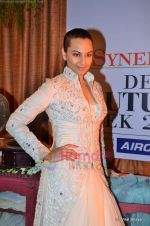 Sonakshi Sinha on day 3 of Synergy 1 Delhi Couture Week 2011 in Taj Palace, Delhi on 24th July 2011 (108).JPG