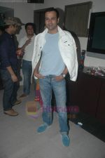 Rohit Roy at Rahul and Dimpy Mahajan celebrate their birthday on 25th July 2011 (66).JPG