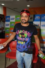 Sajid at the Audio release of Chala Mussaddi - Office Office in Radiocity Office on 25th July 2011 (59).JPG