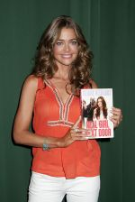 Denise Richards attends the The Real Girl Next Door Book Signing at Barnes & Noble in New York City on July 26, 2011 (1).jpg