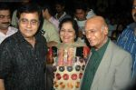 Khayyam, Jagjit Singh at Nivedan album launch in Iskcon on 27th July 2011 (39).JPG